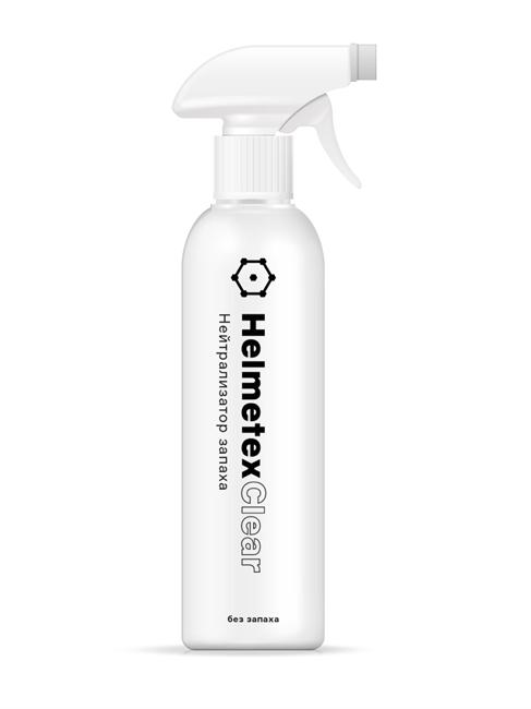 Нейтрализатор запаха Helmetex Clear, 400 мл - фото 4721